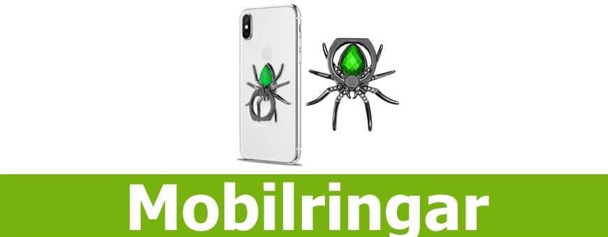 Köp Mobilhållare, mobilring, selfiering till alla mobiler CaseOnline