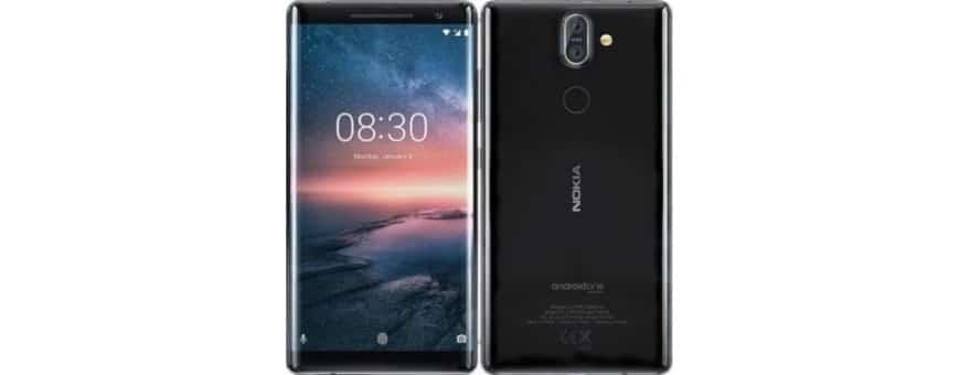 Köp mobiltillbehör och skydd till Nokia 8 Sirocco -  hos CaseOnline.se
