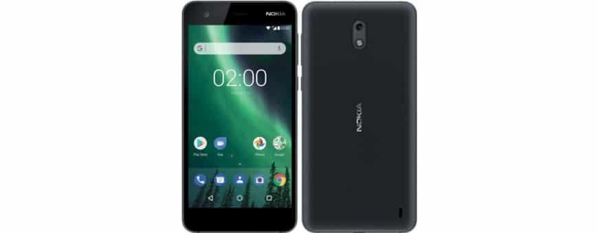 Køb mobildæksel og cover til Nokia 2 på CaseOnline.se