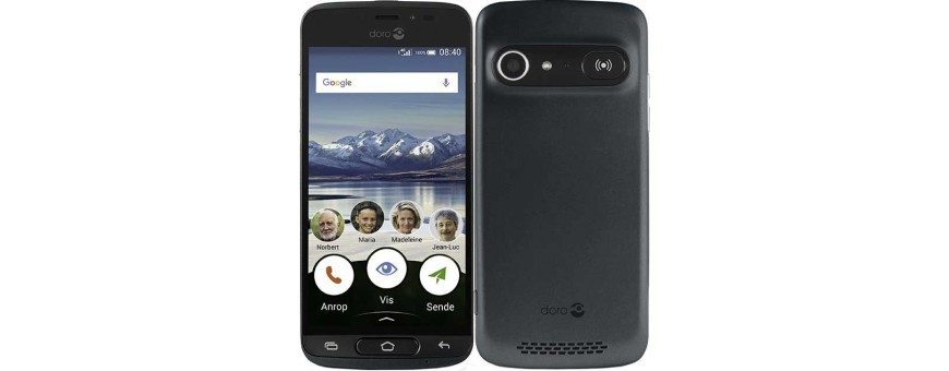 Köp mobilskal och tillbehör till Doro Liberto 8040 hos CaseOline.se
