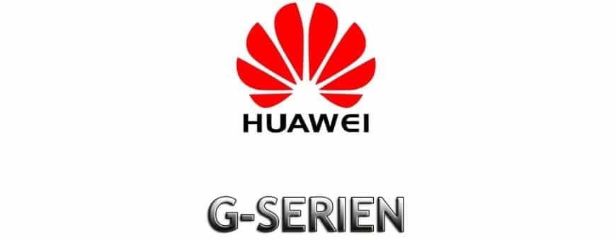 Køb billige mobil tilbehør til Huawei G-Series på CaseOnline.se