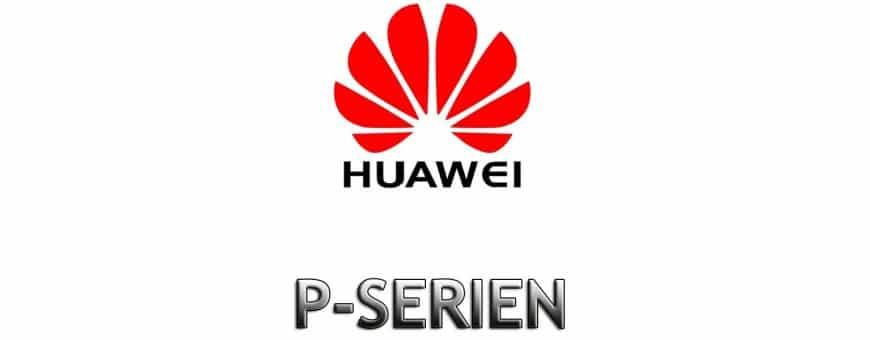 Kjøp billig mobiltilbehør til Huawei P-Series på CaseOnline.se