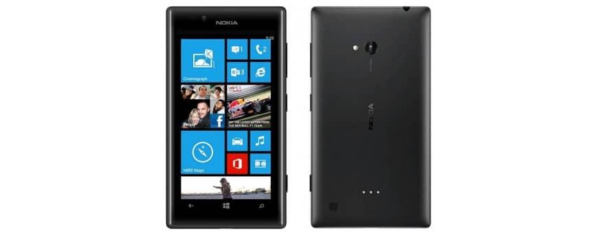 Køb mobil tilbehør Nokia Lumia 720 CaseOnline.se