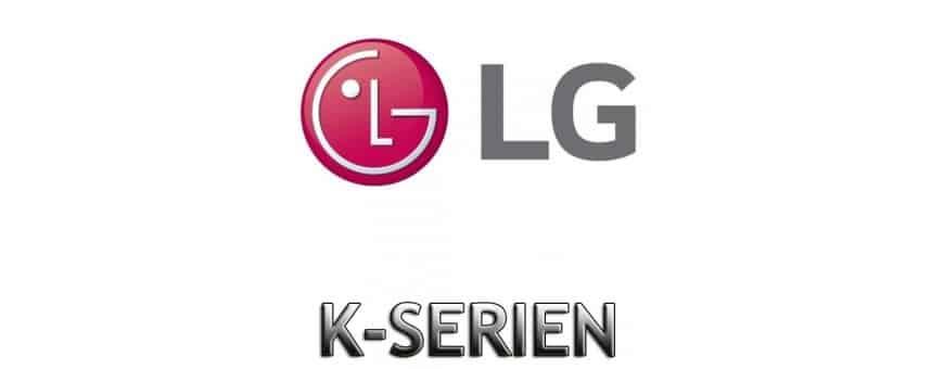 Köp billiga mobiltillbehör till LG K-Serien hos CaseOnline.se