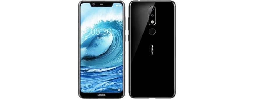 Köp Mobilskal och SKydd till Nokia 5.1 Plus hos CaseOnline.se