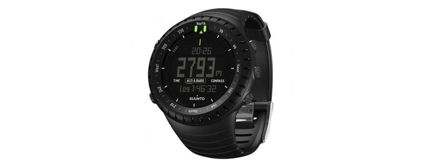 Köp armband och tillbehör till SUUNTO Core ALL Black hos CaseOnline.se